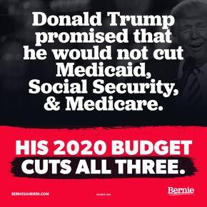 Donald Trump promised