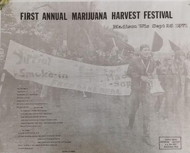 Madison 1971 Sept 25 Wisconsin