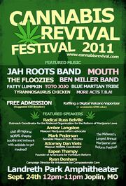 Joplin Missouri 2011 Cannabis Revival