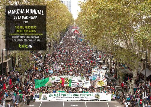 Buenos Aires, Argentina 2015 May 2 GMM