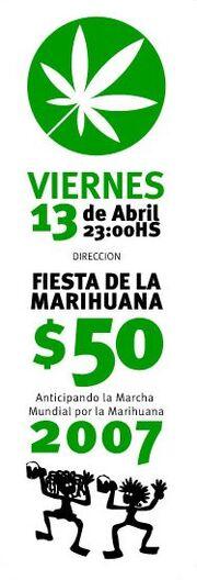 Montevideo 2007 April 13 Uruguay