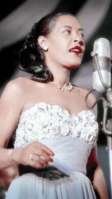 Billie Holiday 4
