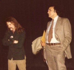 Dana Beal and William Kunstler in the 1970s