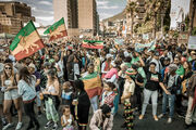Cape Town 2018 May 5 South Africa crowd
