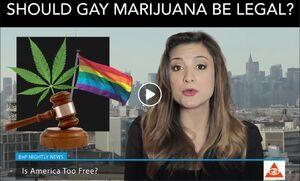 Should gay marijuana be legal