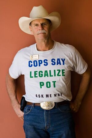 Cops say legalize pot. Ask me why