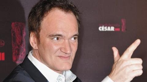 Tarantino - War on Drugs is Like Slavery