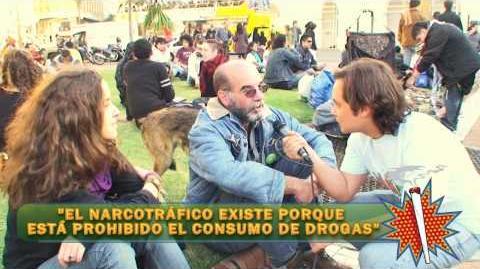 Marcha Mundial de la Marihuana 2010, Argentina - Parte 1 4 (Plaza de Mayo)