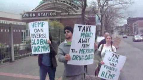 Tacoma Marijuana March 2011
