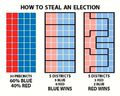 Gerrymandering. How to steal an election.jpg