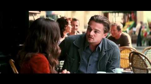 Inception Cafe Scene