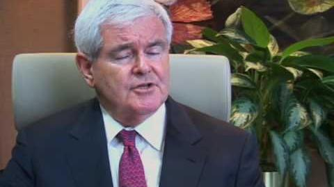 Newt Gingrich on medical marijuana