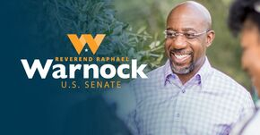 Raphael Warnock for U.S. Senate