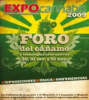 Madrid 2009 Expo Cannabis 2