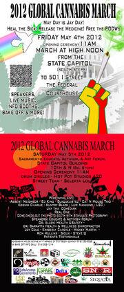 Sacramento 2012 GMM California