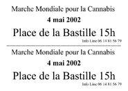 Paris 2002 MMM France