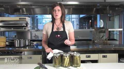 How to Make Dill Pickles