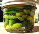 Cornichon Pickles