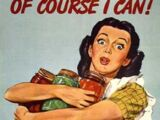 Vintage Canning Posters
