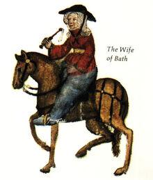 symbolism in canterbury tales