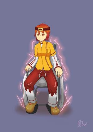 Reika fencer new-style