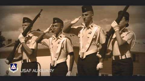 Civil Air Patrol Cadet Program Commercial