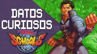 Curiosidades de Rival Schools - Gamer Cultur