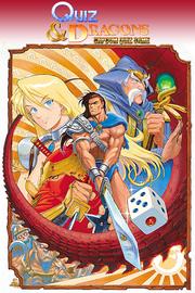 Quiz & Dragons Capcom Quiz Game promo artwork