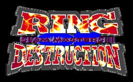 Ring of Destruction Slammasters II logo