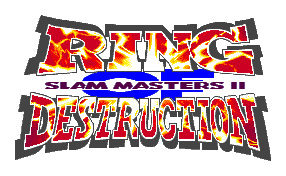 Ring of Destruction Slammasters II logo