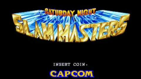 Muscle Bomber Saturday Night Slam Masters - Lucky Colt (Original CPS1 Arcade Version)