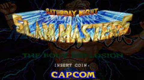 Muscle Bomber Saturday Night Slam Masters - Sheep The Royal (Original CPS1 Arcade Version)