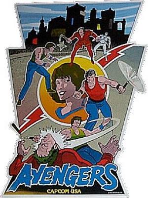 Avengers-game