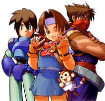 Capcom-group-Hiryu-Hinata-Volnutt