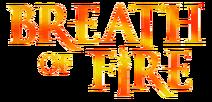 Breath of Fire GBA logo