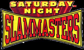 Saturday Night Slam Masters logo