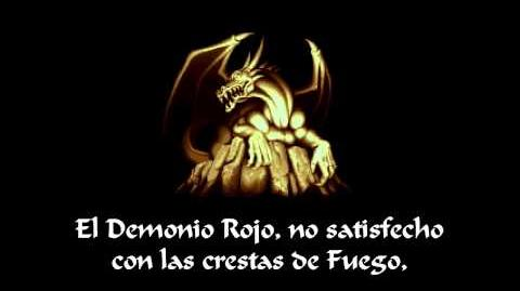 Demon's Crest Intro (Español)