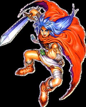 BoF Ryu artwork