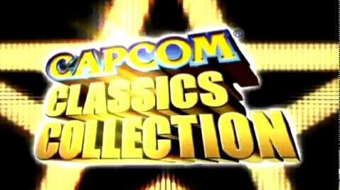 World of Intros Capcom Classics Collection Volume I