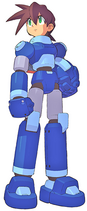 Mega Man Legends 2 Volnutt