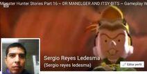Monster hunter stories sergio reyes ledesma