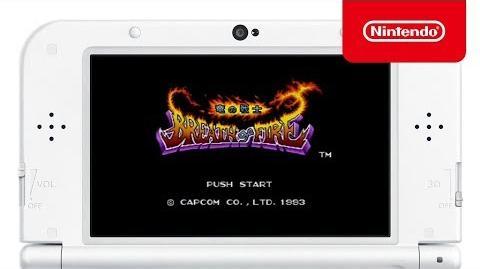 ブレス オブ ファイア 竜の戦士 プレイ映像 3DS