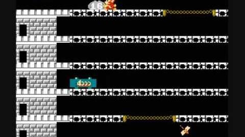 Famicom「ソンソン SONSON」Gameplay