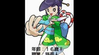 Power Stone-Oedo Stage (Ayame)