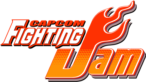 Capcom Fighting Jam - logotipo