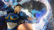 SFV Chun-Li Screenshot
