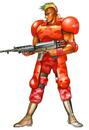 FWs Unknown Soldier Red