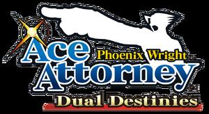 Phoenix Wright DD Logo