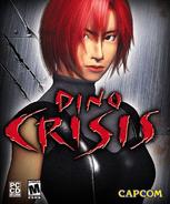 Dino Crisis instruction manual