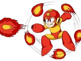 Special Weapons (original Mega Man)